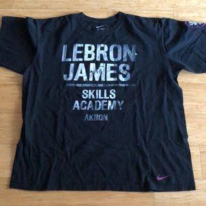 LeBron James men's t shirt. Nike size XL